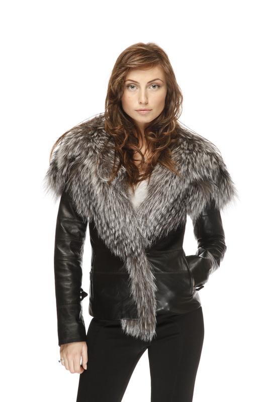 Купить Зимнюю Кожаную Куртку
