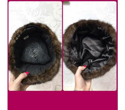 Реставрация меховых шапок